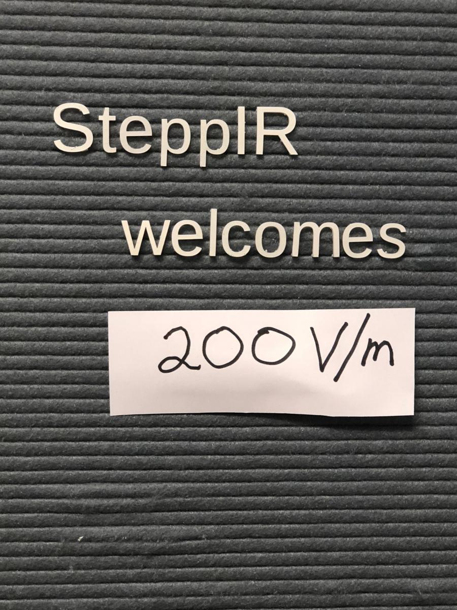 SteppIR-Welcomes
